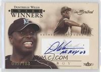 Dontrelle Willis /103