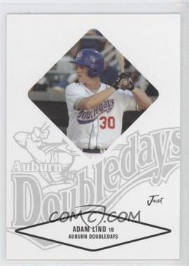 2004 Just Minors Justifiable #46 - Adam Lind