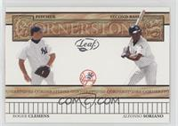Roger Clemens, Alfonso Soriano