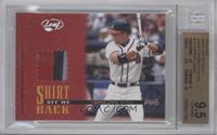 Chipper Jones /50 [BGS 9.5]
