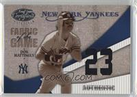Don Mattingly /23