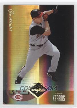 2004 Leaf Limited - [Base] - Spotlight Gold #11 - Austin Kearns /25