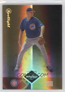2004 Leaf Limited Spotlight Gold #84 - Kerry Wood /25