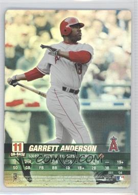 2004 MLB Showdown [???] #N/A - Garret Anderson