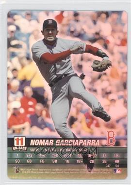 2004 MLB Showdown #047 - Nomar Garciaparra