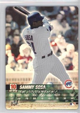 2004 MLB Showdown #071 - Sammy Sosa