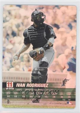 2004 MLB Showdown #142 - Ivan Rodriguez