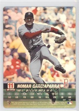 2004 MLB Showdown #47 - Nomar Garciaparra