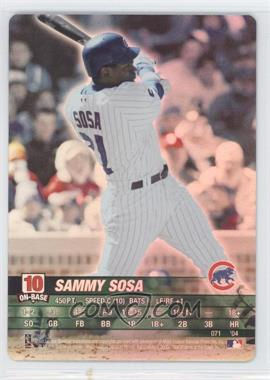 2004 MLB Showdown #71 - Sammy Sosa