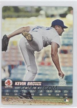 2004 MLB Showdown #N/A - Kevin Brown