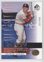 Stan Musial /499