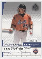 Kazuo Matsui /999