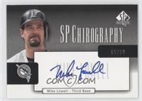 Mike Lowell /60
