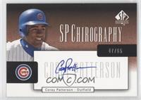 Corey Patterson /65