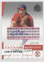 Jamie Brown /999