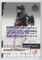 Ramon Ramirez /195