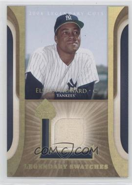 2004 SP Legendary Cuts Legendary Swatches #LSW-EH - Elston Howard