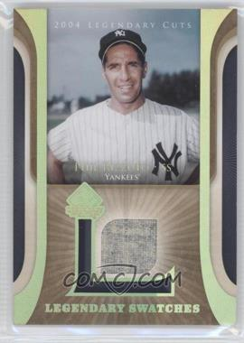 2004 SP Legendary Cuts Legendary Swatches #LSW-RI - Phil Rizzuto