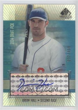 2004 SP Prospects [???] #BH - Brian Hall /400