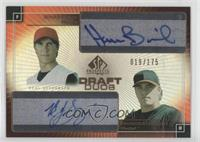 Homer Bailey, Brandon Szymanski /175