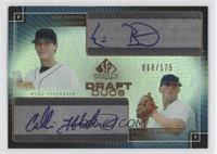 Eric Beattie, Collin Mahoney /175