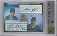 Adam Lind, Ryan Klosterman /175 [BGS 9]