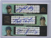 Gaylord Perry, Mark Teixeira, Eric Hurley /25