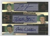 Rich Harden, Huston Street, Jason Windsor /50
