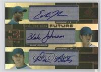 Edwin Jackson, Blake Johnson, Daniel Batz /50
