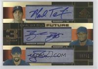 Mark Teixeira, Brandon Boggs, Michael Nickeas /50