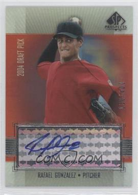 2004 SP Prospects #381 - Raul Gonzalez