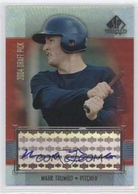 2004 SP Prospects #444 - Manuel Trabous /400