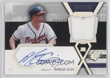 2004 SPx [???] #SS-MG - Marcus Giles /999