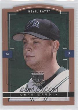 2004 Skybox Limited Edition - [Base] - Photographer Proof #157 - Chad Gaudin /25