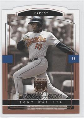 2004 Skybox Limited Edition [???] #11 - Tony Batista /25