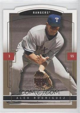 2004 Skybox Limited Edition [???] #20 - Alex Rodriguez /150