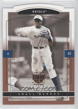 2004 Skybox Limited Edition [???] #57 - Angel Berroa /25