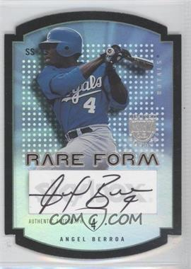 2004 Skybox Limited Edition [???] #RFA-AB - Angel Berroa /299