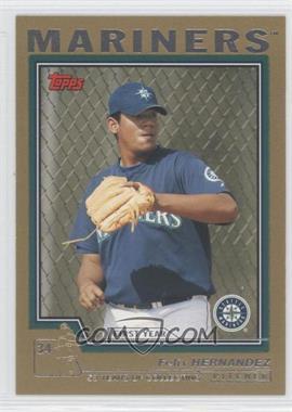 2004 Topps [???] #T144 - Felix Hernandez /2004