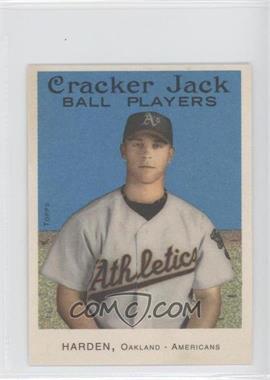 2004 Topps Cracker Jack - [Base] - Mini Blue #145 - Rich Harden