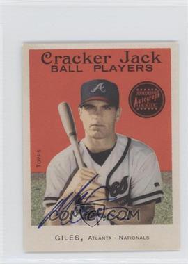 2004 Topps Cracker Jack [???] #165 - Marcus Giles