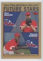 Ryan Madson, Elizardo Ramirez /2004