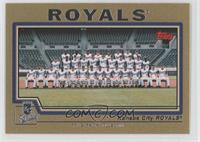 Kansas City Royals (KC Royals) Team /2004