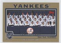 New York Yankees Team /2004