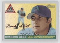 Brandon Webb #269/555