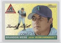 Brandon Webb #127/555