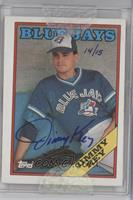 Jimmy Key (1988) /15 [ENCASED]