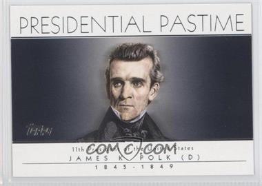 2004 Topps Presidential Pastime #PP11 - Jay Powell
