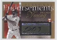 Delmon Young /25