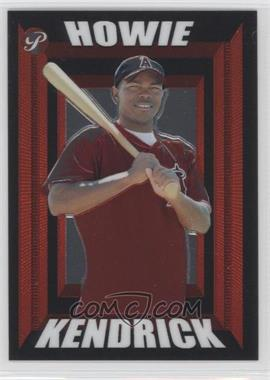 2004 Topps Pristine #127 - Howie Kendrick /499